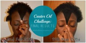Casor Oil Challenge